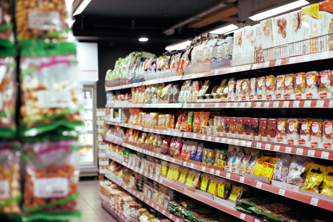 etykiety spożywcze